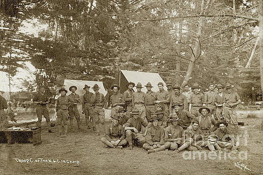 California Views Mr Pat Hathaway Archives - Troop C, First Squadron of Cavalry of the California National Guard 1910