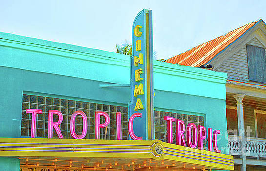 Tropic Cinema Deco by Jost Houk