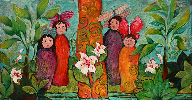 Tropic Of Conversation by Joella Guaraglia-Wheeler