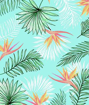 Tropic Palm by Uma Gokhale