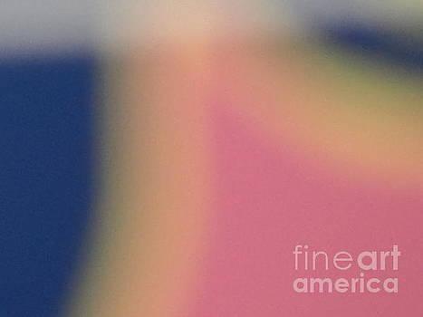 Tropical Abstract by Alexander Van Berg