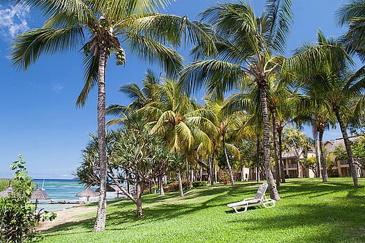 Jenny Rainbow - Tropical Beach I. Mauritius