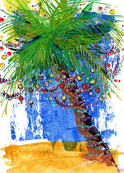 Thomas Lupari - Tropical Christmas