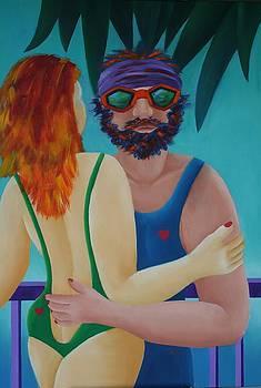 Tropical Dance by Karin Eisermann