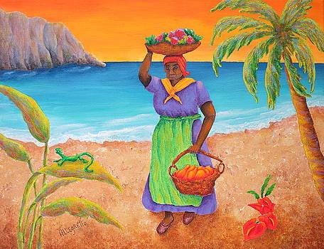 Tropical Harvest by Pamela Allegretto