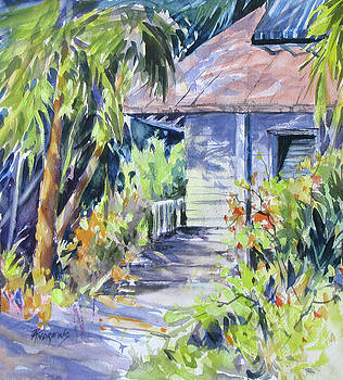 Tropical Haven by Rae Andrews