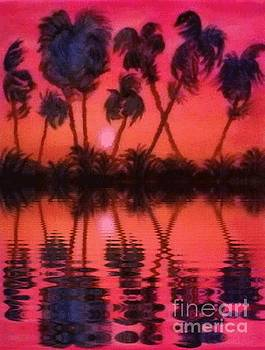 Tropical Heat Wave by Holly Martinson