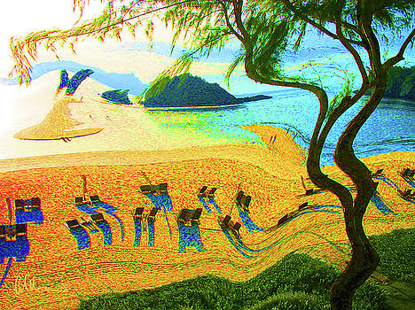 Tropical Holiday by John Brennan