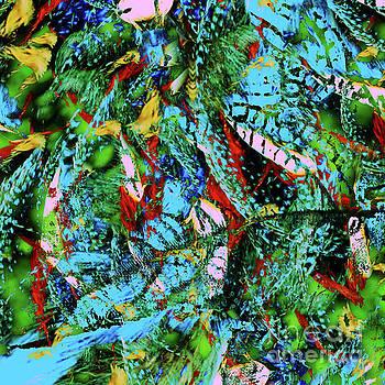 Tropical Island by Anna Sheradon