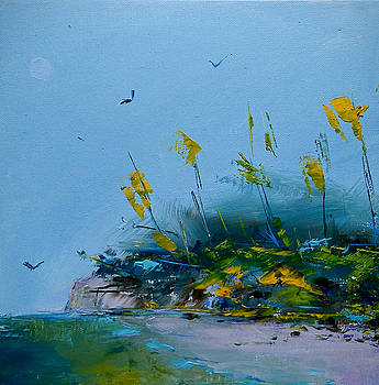 Tropical Island by Rafal Kilimnik