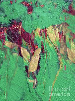 Sharon Williams Eng - Tropical Jungle Abstract