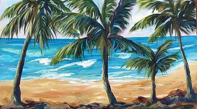Phyllis Howard - Tropical Palms I