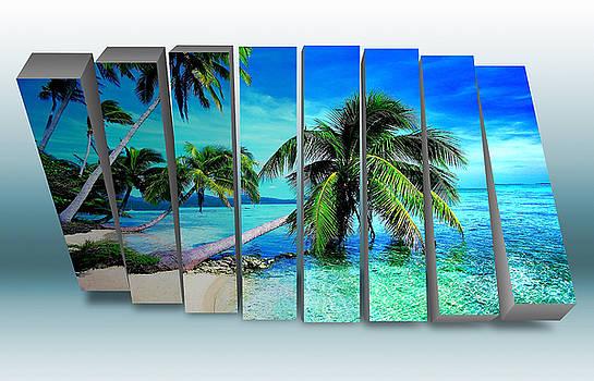Tropical Paradise by Marvin Blaine