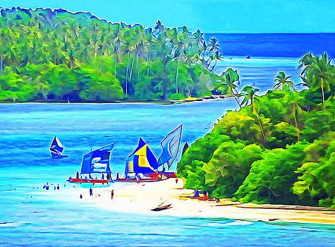 Dennis Cox - Tropical Sails