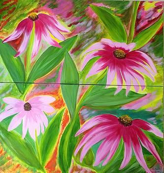 Tropical by Soheila Madani