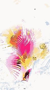 Tropical Splash by Amanda Romer