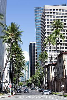 Ramunas Bruzas - Tropical Street
