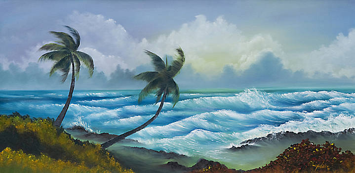 Tropical wind by George Bloise