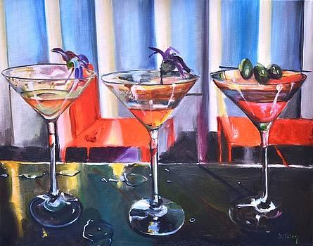 Tropicaltinis by Donna Tuten