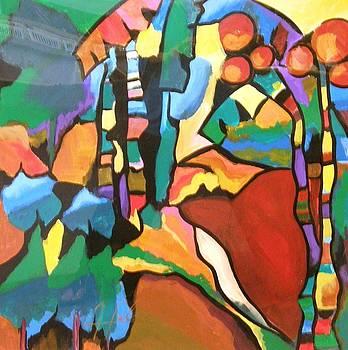 Tropics by Gina Hulse