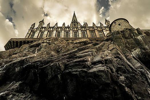 Trouble Brewing at Hogwarts by Matt Spangard