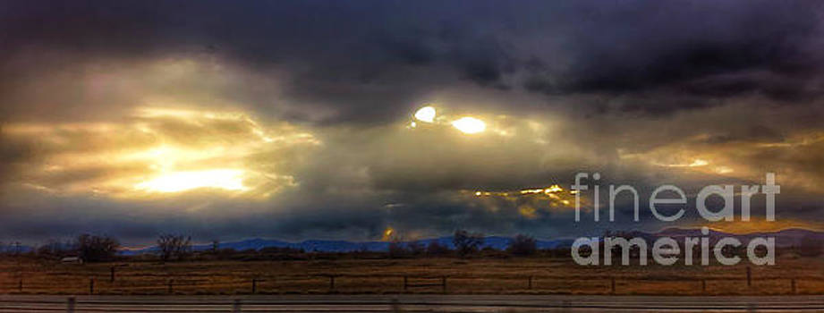 Troubled Skies Over Idaho by Kip Vidrine