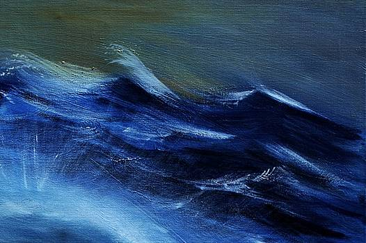 Troubled Waters - detail by Kostas Koutsoukanidis