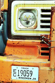 Truck 19059 by Jeffcoat Art