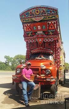 Truck Art by Bobby Dar