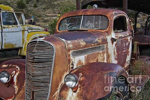 Truck Hauler by Anthony Jones