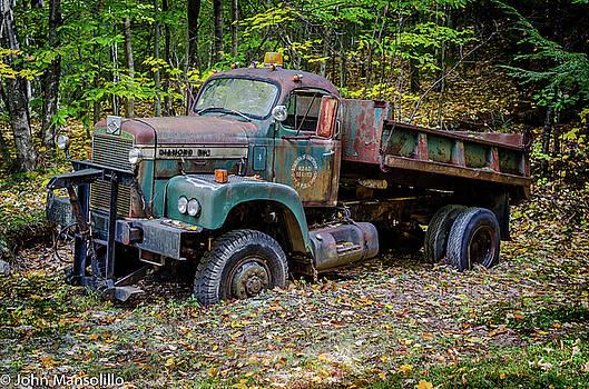 Truck by John MilitaryFire