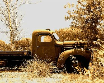 Truck by Scarlett Chambers