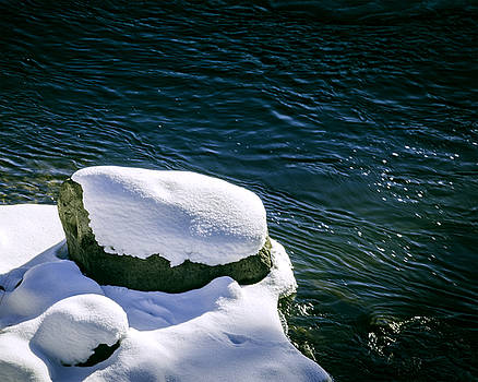 Truckee River Snow by William Havle