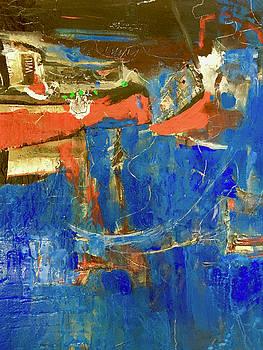 True Blue by Carole Johnson