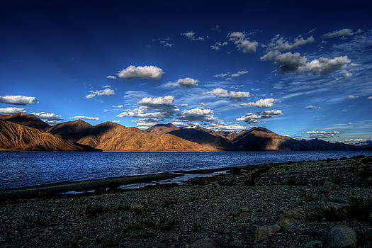 Rohit Chawla - True Blue Pangong