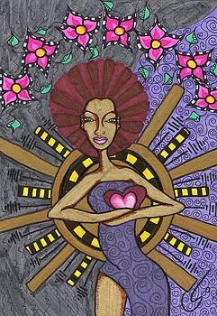 True Purple by Agatha Green