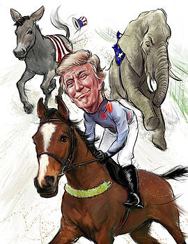 Trump-3rd party? by Jennifer Soriano