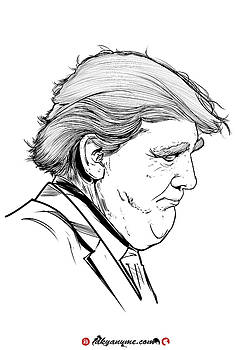Trump by Akyanyme