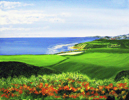 Bill Houghton - Trump Golf Course