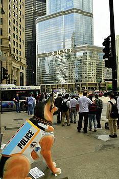 Trump Plaza Chicago by Rob Banayote