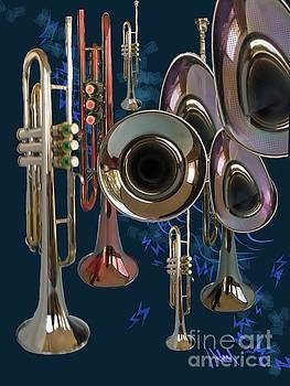 Trumpet Toot Your Horn by Janice Abel