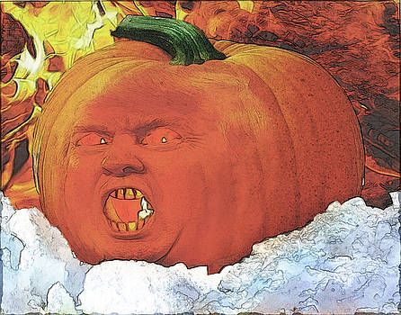Trumpkin Fire and Ice by William Sargent