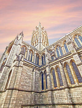Truro Cathedral by Terri Waters