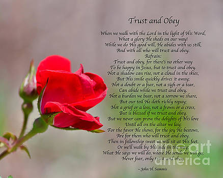 Trust and Obey by Kerri Farley