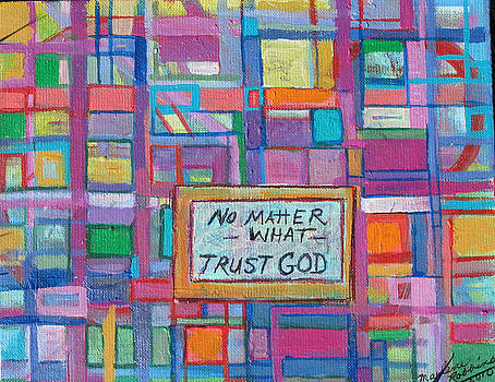 Trust God by Marlene Robbins