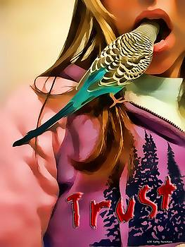 Trust Me by Kathy Tarochione