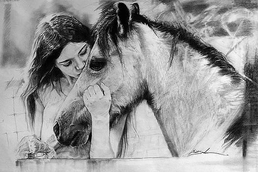 Trust-Welsh Pony by Susie Gordon