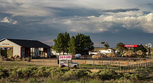 Truxton, AZ by Valerie Loop