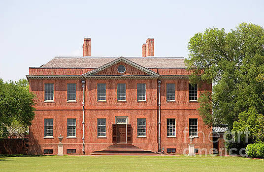 Jill Lang - Tryon Palace in New Bern, North Carolina