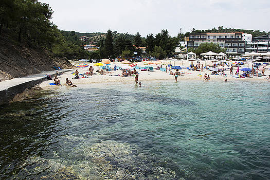 Newnow Photography By Vera Cepic - Trypiti beach on Thassos island